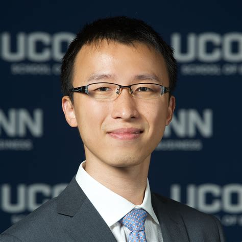 Mba Connecticut by Lingfan Sun Uconn Mba Program