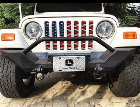american flag jeep grill jeep grill inserts by jeepgrillsbytaylor on etsy project