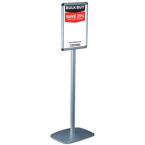 sign stands sign holder a4 menu board display stand