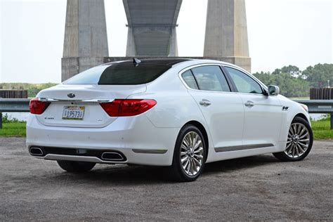 2015 K900 Kia 2015 Kia K900 V8 Review Test Drive
