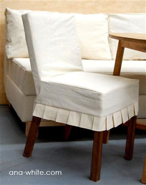 diy kitchen chair slipcovers images