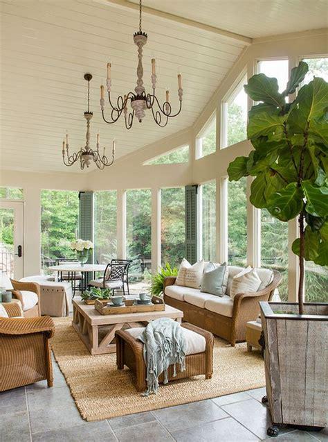 ways  bring natural elements   interior