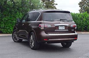 Infiniti Qx80 Limited 2017 Infiniti Qx80 Awd Limited Spin Review Test Drive
