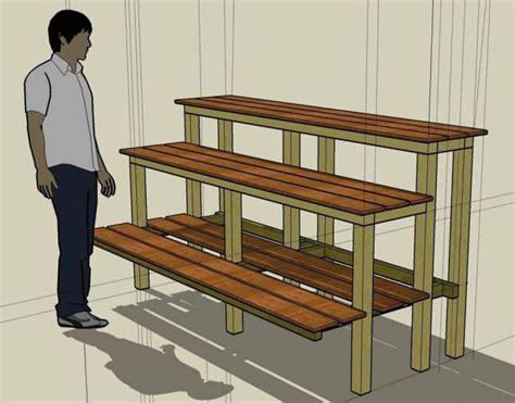 bonsai bench plans bonsai bench plans pdf woodworking
