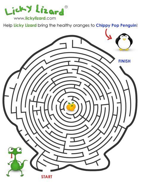 printable lizard maze 478 best labirintus images on pinterest