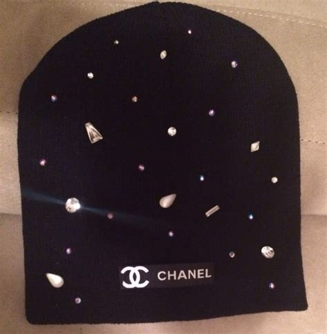 Channel Classic Flap Ori Leather on sale chanel inspired hat beanied by thetazmacollection