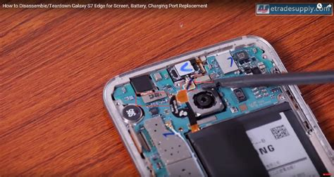 how to replace the galaxy s7 s7 edge battery replacement