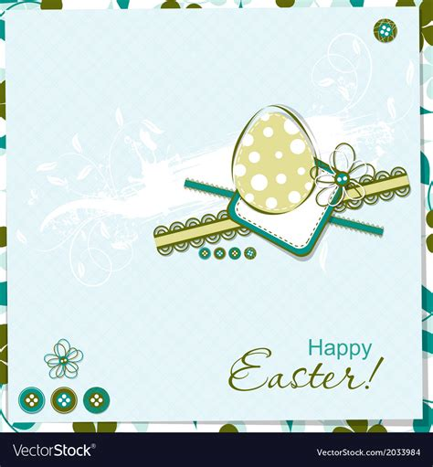 Greeting Card Template 39 by Template Greeting Card Royalty Free Vector Image
