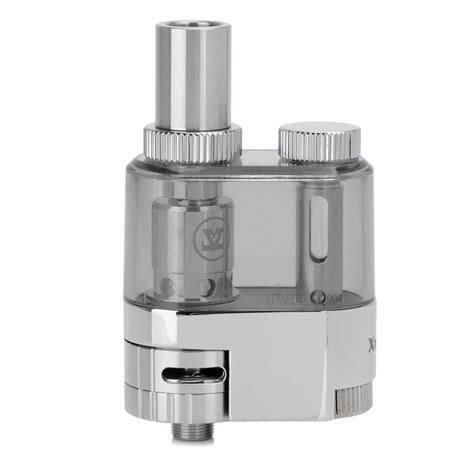x tank authentic vapmod x tank 4 0 silver translucent black sub