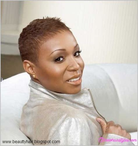 short hair for normal women short natural haircuts for black women allnewhairstyles