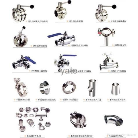 Plumbing Fittings Guide by Pipe Fittings And Valve Yate China Manufacturer Food