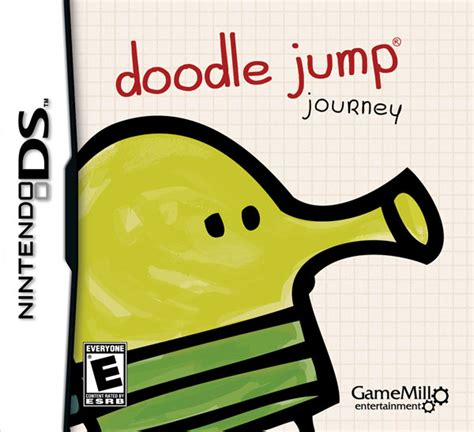doodle jump highscore doodle jump journey nintendo ds dsi gamedynamo