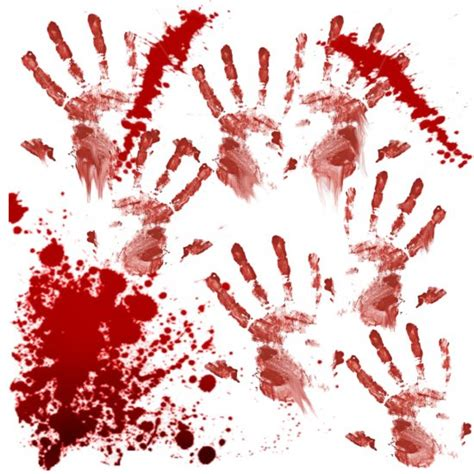 bloody handprint shower curtain bloody handprints bathroom shower curtain