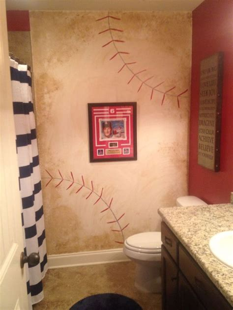 baseball bathroom decor best 25 baseball bathroom decor ideas on pinterest ball