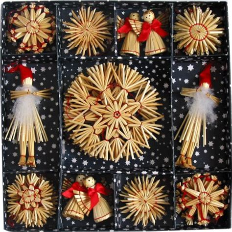 scandinavian christmas tree decorations traditional hand