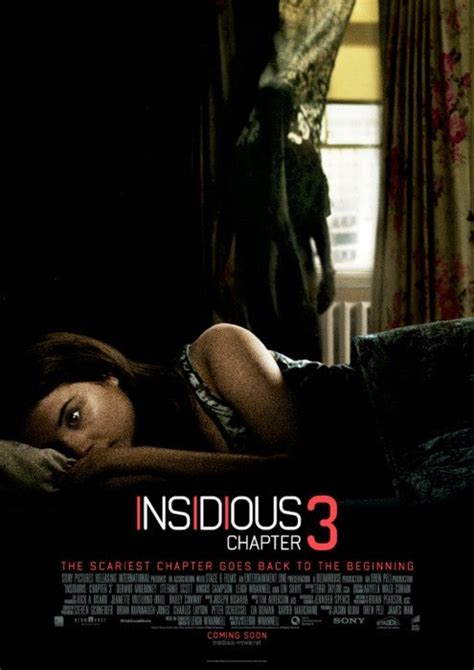 movie of insidious trailer and poster of insidious 3 teaser trailer