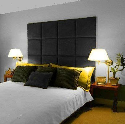huge headboards details about monaco wall panel large tall headboard