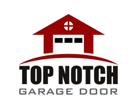logo design entry number 1 by 62b top notch garage door logo contest