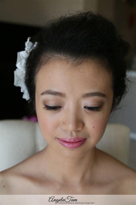 ASIAN BRIDAL WEDDING MAKEUP AND HAIR   NATURAL SOFT SMOKY