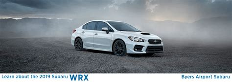 2019 Subaru New Model by New 2019 Subaru Wrx Sport Model Features Details