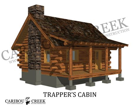 Small Log Cabin Floor Plans <a  href=