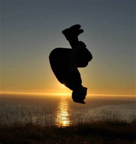 image sunset backflip jpg parkour wiki fandom