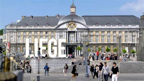 liege tourism la belgique comme destination touristique service