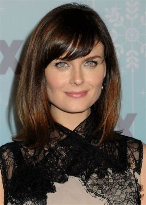 shoulder length bob for square face top 50 hairstyles for square faces herinterest com