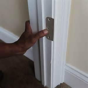 Interior Door Hinge Installation Install Or Replace Interior Doors