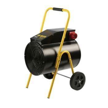 bge kinlux bg  industrial electric fan heater