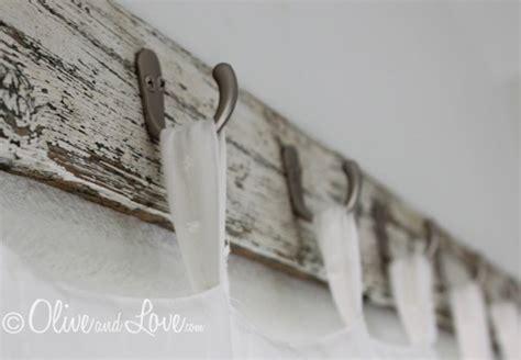 Hanging Curtains Above Window Diy Curtain Rod 5 You Can Make Bob Vila