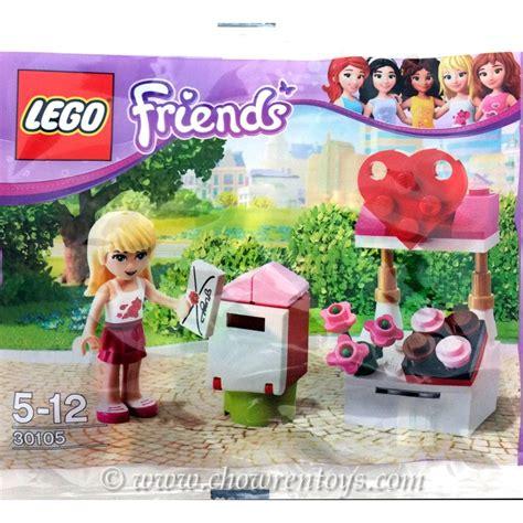 Lego Polybag Friends Mailbox Set 30105 lego friends