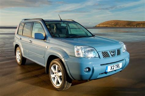 nissan x trail tailgate nissan x trail 2001 2007 used car review car review
