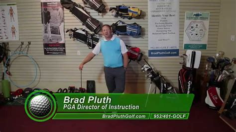 brad pluths golf achievement overview video youtube