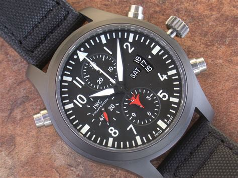 best iwc best iwc top gun homage