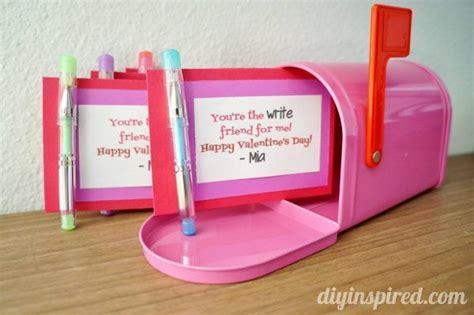 easy valentines for school diy inspired