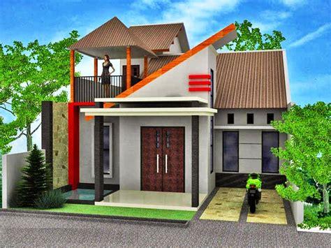 17 desain rumah sederhana 2 lantai 2017 terupdate desain rumah minimalis 2018