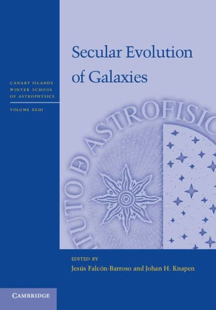 secular evolution of galaxies by jes s falc n barroso hardcover barnes noble 174