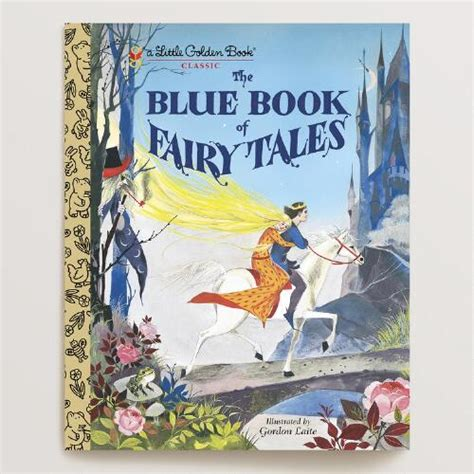 world tales books the blue book of tales a golden book world