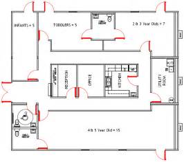 floor plan for daycare day care center layout related keywords amp suggestions