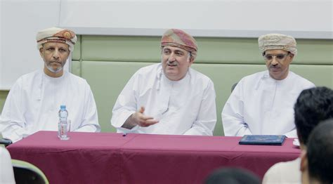 Majan College Oman Mba by Majan College Is Institution To Receive