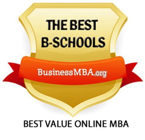 Best Valued Mba by Tech Mba A Best Value School Of Business