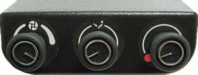 vintage air 187 archive iv controls universal fit