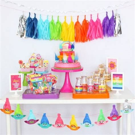 home interior parties products trolls birthday party ideas for your kid s birthday party