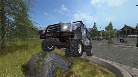mod land rover defender land rover defender mod farming simulator 2017 17 ls mod