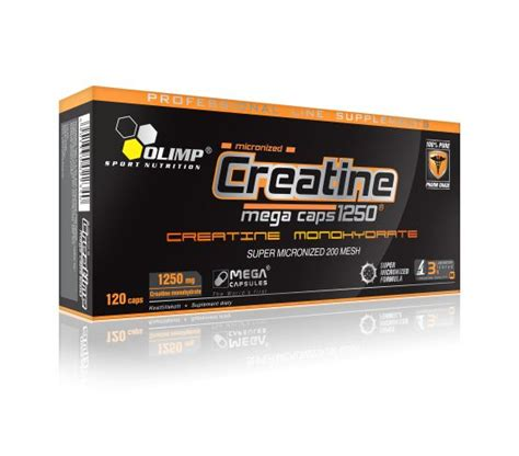 olimp creatine mega caps suplemen creatine kapsul