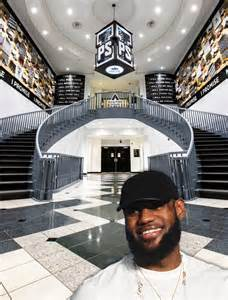 lebron james family foundation  promise school  akron
