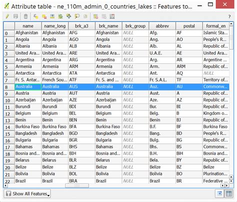 Table Attributes A Guide To Building Svg Maps From Earth Data