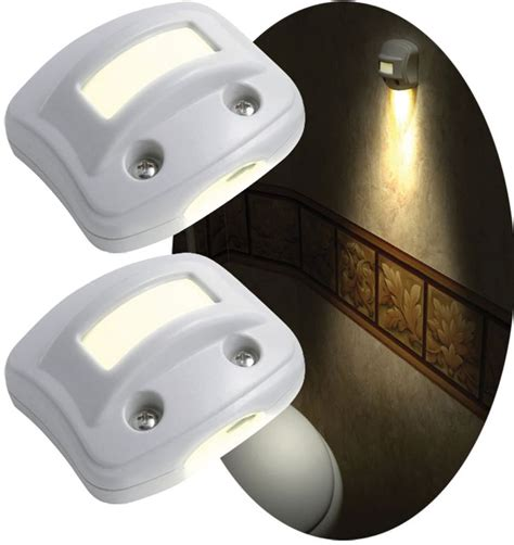 Motion Camo Ground motion activated led lights mount easily in minutes anywhere you need a soft light cing