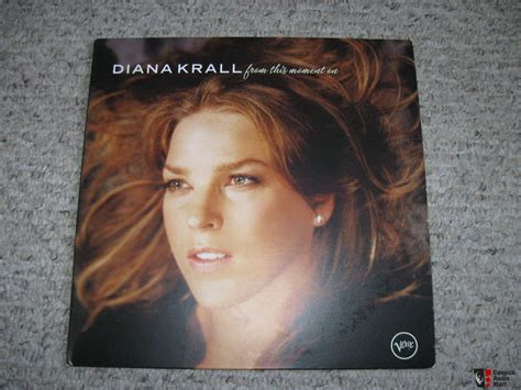 Diana Krall From This Moment On Vinyl diana krall from this moment on classic records lp photo 965818 canuck audio mart